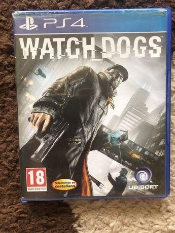 Игра для PS4, Farcry 4,Watch dogs на английском