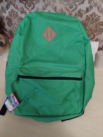 Рюкзак светло-зеленый