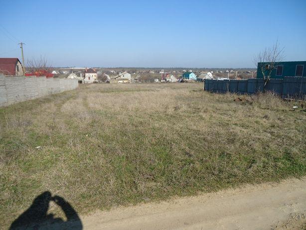 Участок в Грибовка