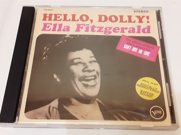 Audio CD Ella Fitzgerald. Ella Fitzgerald ‎– Hello, Dolly!