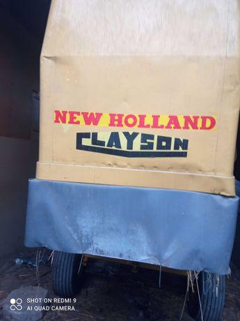 Kombajn zbożowy New Holland Claison M133