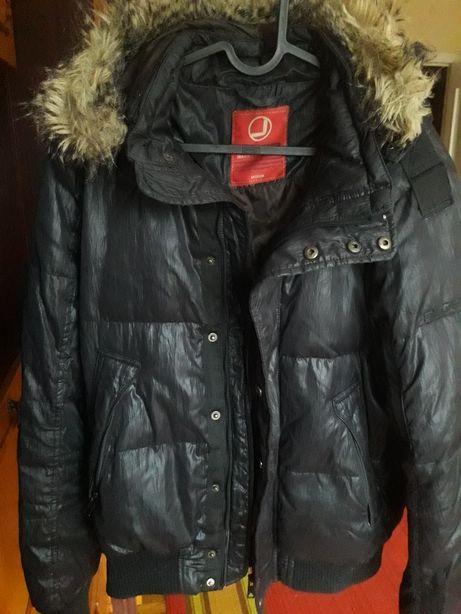 Куртка зимняя мужская Junker р.M