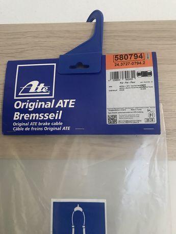Трос для ручника (ATE 587094) для Opel Astra J, Chevrolet Cruze