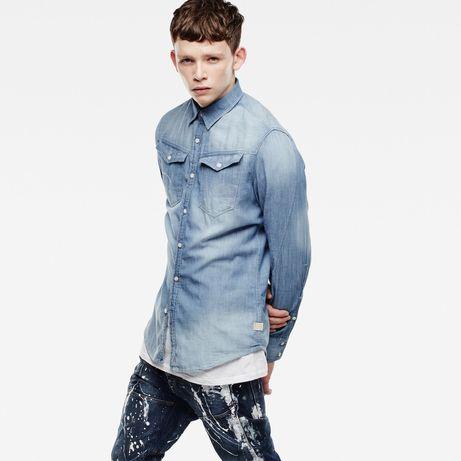 G star(-15%)рубашка чол.р.M