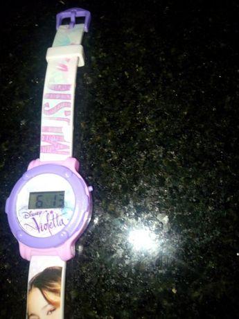Relógio Violetta