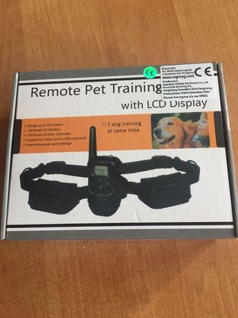 Obroza treningowa dla duzego psa