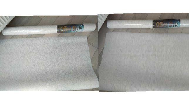 Продам 2 рулона обоев  белые запечатанныее