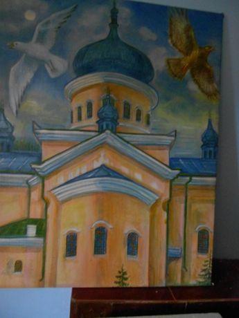 продаж картини-церква