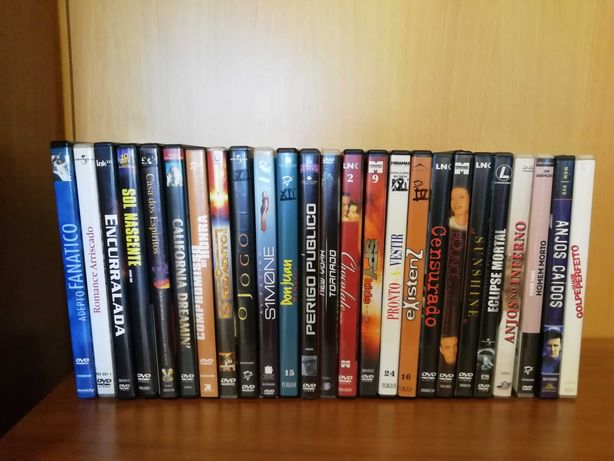 Pack de filmes - 25