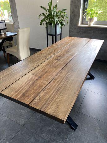 Piękny Stół dębowy - solidne wykonany