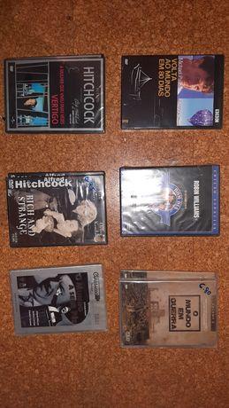 Lote 7 Filmes em DVD