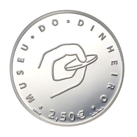 moedas Portugal 2,50€