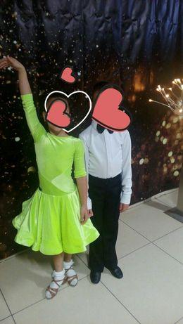 Плаття для бальних танців бейсік, платье для бальных танцев бейсик