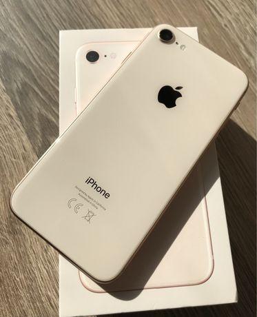 iPhone 8 Gold Neverlock