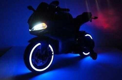 Десткий мотоцикл Bambi M