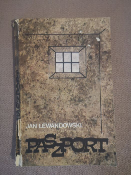 Paszport Jan Lewandowski Warszawa - image 1