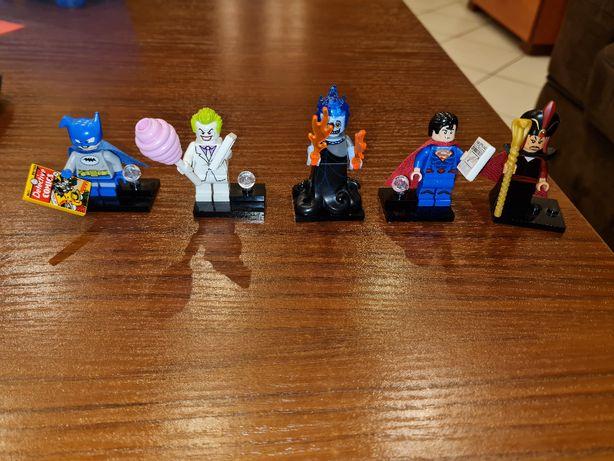 Figurki Lego - 5 sztuk.