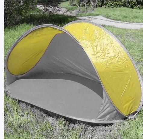 Тент палатка самораскладывающаяся пляжная