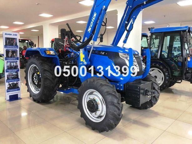 Новий трактор Соліс Solis RX 50 виробництво Yanmar Гарантія 2 роки