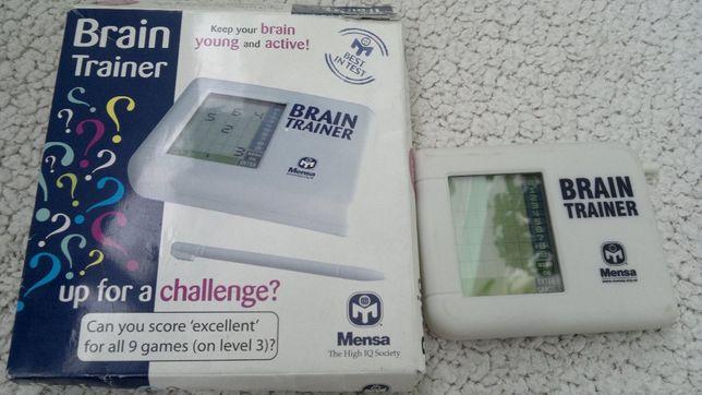 Игра. Тренировка памяти и мозга, brain training games, Mensa.