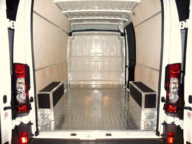 Peugeot Boxer L4H3 Zabudowa Busa