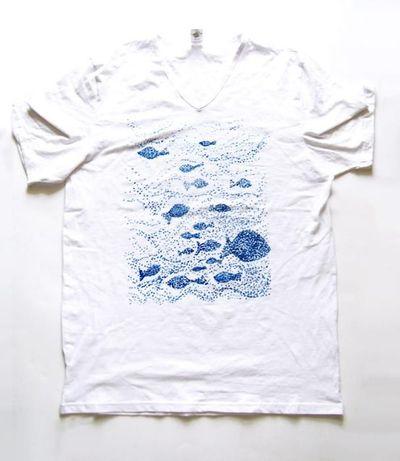 ryby koszulka, rybki koszulka, fish t-shirt, koszulka z rybami, tshirt