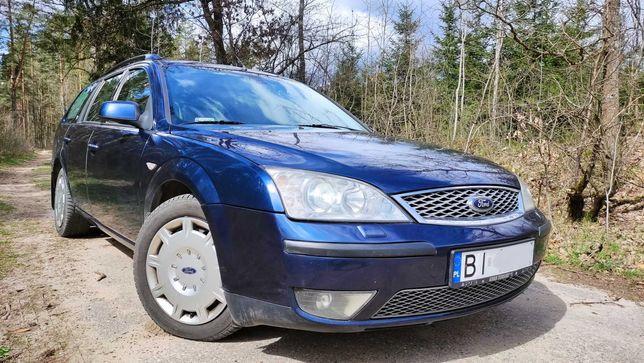 Ford Mondeo Kombi MK3 wersja GHIA X 2006 silnik 2,2 TDCI 155KM