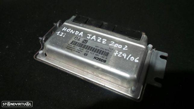 Centralina Do Motor   Ecu Honda Jazz Ii (Gd_, Ge3, Ge2)