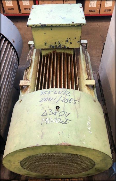 silnik elektryczny 250kW 2985obr. Pigża - image 1