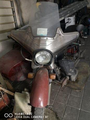 Продам мотоцикл Днепр МТ10