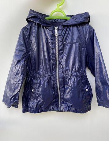 Новая куртка ветровка-дождевик Original marines 2/3года 92/98см