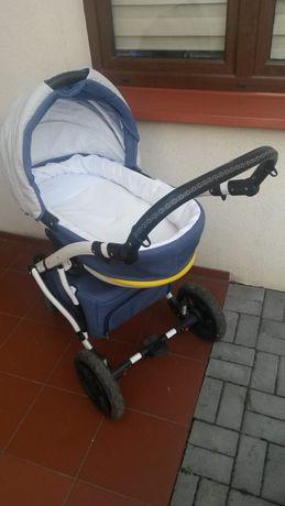 Wózek camarelo 2w1 dobry sta