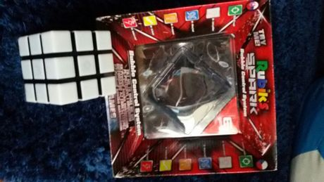 Kostka Rubika, Rubik Sparks, gra 6w1