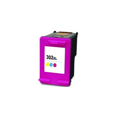 Tinteiro Compatível HP 302XL - Cores