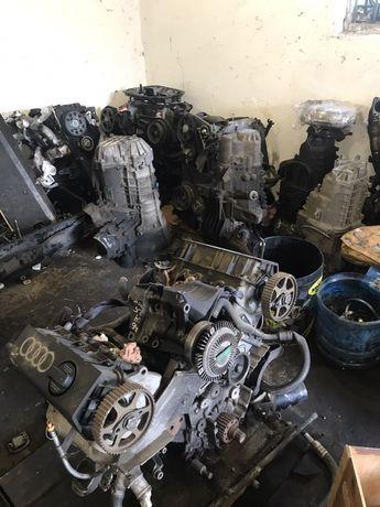 Двигун ауди шкода фольцваген 1.8,1.9,2.0,2.2,2.3,2.5,2.6,2.8,3.2,4.2
