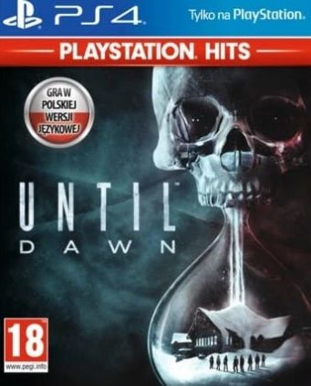 Until Dawn pl ps4/inne gry ps4