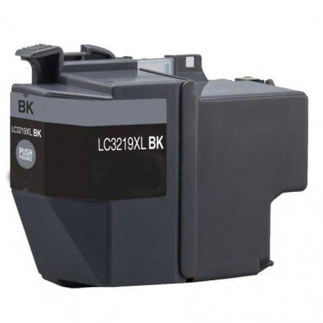 Tinteiro Brother Compatível LC3217 / LC3219 XL 65ml Preto