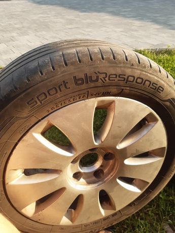 opony Dunlop 205/55/R16    Audi