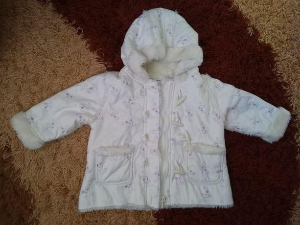 Курточка на девочку, 12-18 месяцев