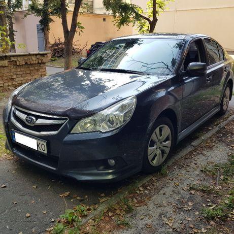 Subaru Legacy официальная