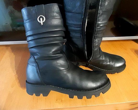 сапоги ботинки зима