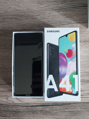 Samsung galaxy a41 czarny