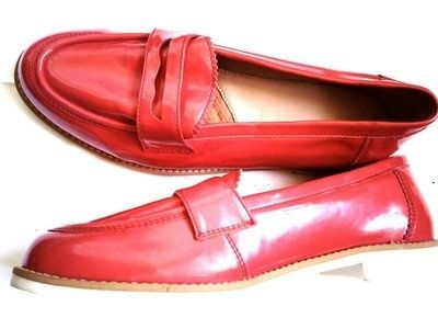 Туфли лоферы 39р 25,5-26см