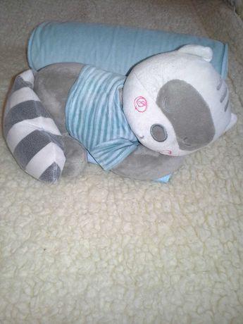 Wałek/ poduszka stabilizacyjna dla niemowląt/ noworodków TUC TUC