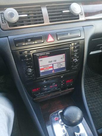 Магнітола 2 Din,BOSE,колонки,динаміки,Сабуфер. Audi A6 C5, салон.