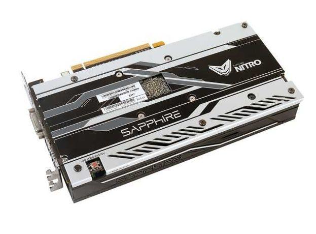 видеокарта nitro+ RX470 8gb под ремонт