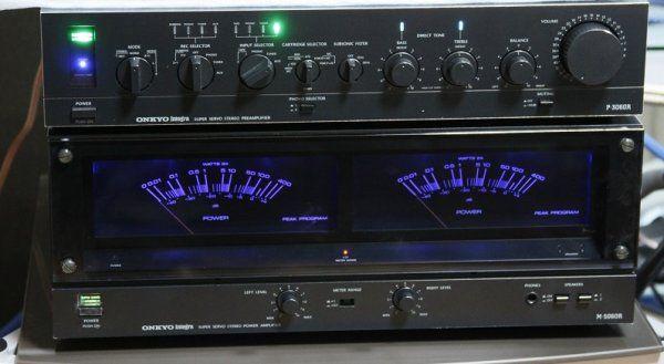 Onkyo integra М-5060 и Р-3060R Hi-End