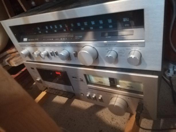 Sansui d-90 / R50 Amplituner + Deck