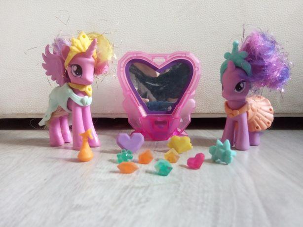 My Little Pony toaletka Cadance i Twilight Sparkle