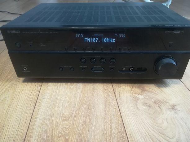 Sprzedam Amplituner Yamaha. Kino domowe plus głośniki i subwoofer